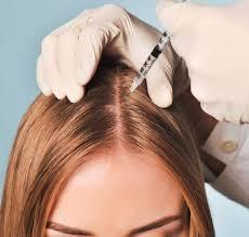 درمان موهای آسیب دیده با تراپی مو و کراتینه